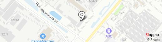 Жилкомэнерго, МУП на карте Благовещенска