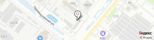 Ремонтное строительно-монтажное предприятие на карте Благовещенска