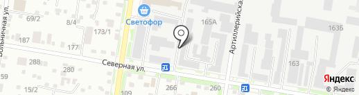 AvtoStyling на карте Благовещенска