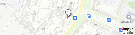 Нотариус Денисенко К.Н. на карте Благовещенска