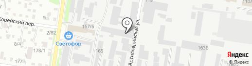 ТвТрейд на карте Благовещенска