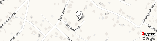 Фаворит-строй на карте Чигирей