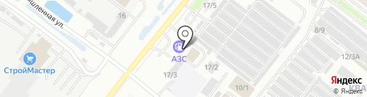 Моторист на карте Благовещенска