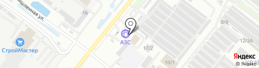 Aqua Car на карте Благовещенска