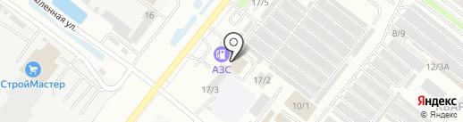 AquaCar на карте Благовещенска