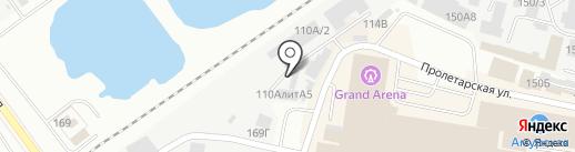 Чи-Ли на карте Благовещенска