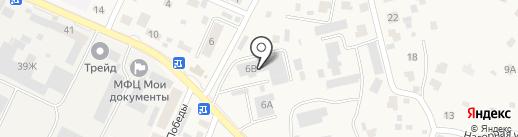 TOTACHI на карте Чигирей
