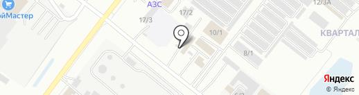 Магазин контрактных автозапчастей на карте Благовещенска