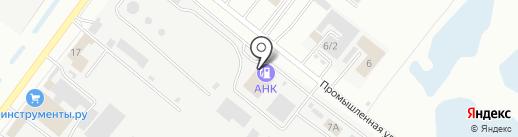 Амурская нефтяная компания на карте Благовещенска