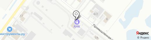 Амурская нефтяная компания, ЗАО на карте Благовещенска