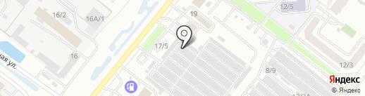 Магазин фурнитуры для мягкой мебели на карте Благовещенска