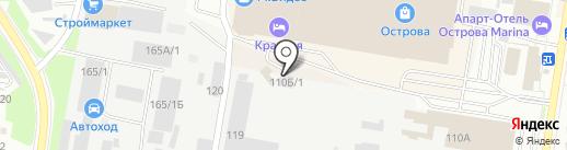 Vtec-service на карте Благовещенска