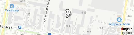 Elcoma.ru на карте Благовещенска