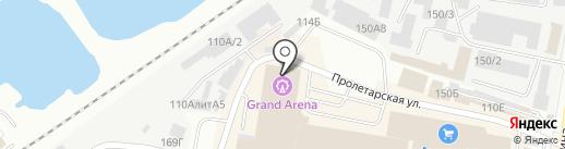 Free Time на карте Благовещенска