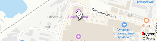 Top concert на карте Благовещенска