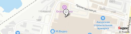 Boba bar на карте Благовещенска