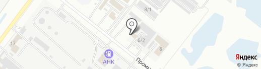 ТОЯМА на карте Благовещенска