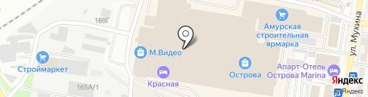 PodariLLi на карте Благовещенска