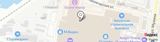 Pavlotti на карте Благовещенска