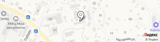 АРТ на карте Чигирей