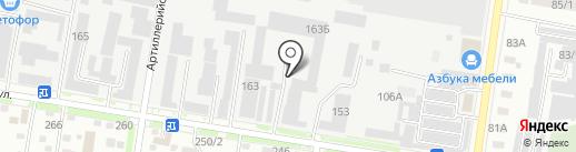BLESK-AUTO TUNING на карте Благовещенска