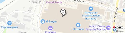 Dvkeramika.ru на карте Благовещенска