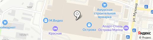 It Bags на карте Благовещенска