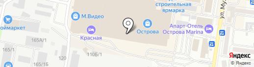 Хитмания на карте Благовещенска