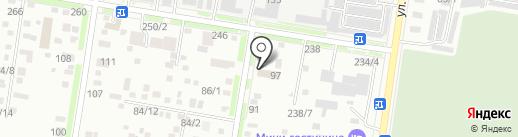 АмурVent на карте Благовещенска