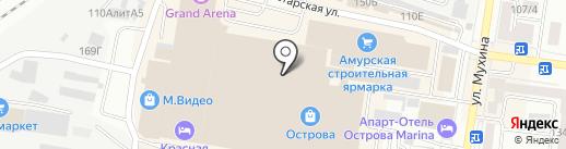 Сказка на карте Благовещенска