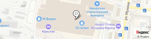 iServe на карте Благовещенска