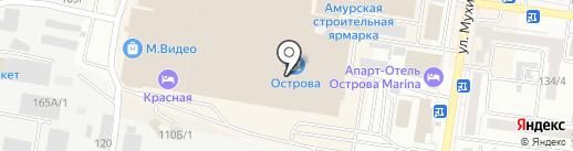 TapiBoo на карте Благовещенска