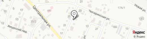 Авторазбор Isuzu на карте Чигирей