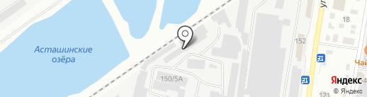 М5 на карте Благовещенска