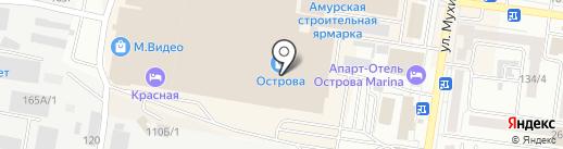 Digital mall на карте Благовещенска