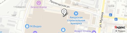 Stilnyashka на карте Благовещенска