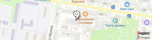 AiR Music на карте Благовещенска