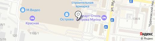 Manege на карте Благовещенска
