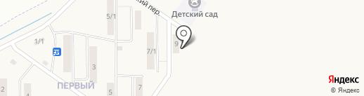 Хуа-Син на карте Чигирей