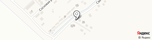 Корзинка на карте Чигирей