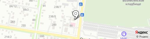 FRESH АВТО на карте Благовещенска