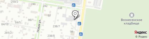 Fibos.ru на карте Благовещенска