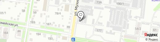 PrimeAuto на карте Благовещенска