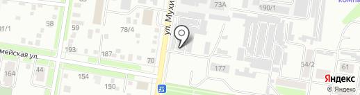 MasterCar на карте Благовещенска