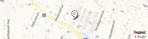 Chicago Kids Club на карте Чигирей