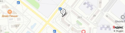 Лара, магазин кухонь на карте Благовещенска