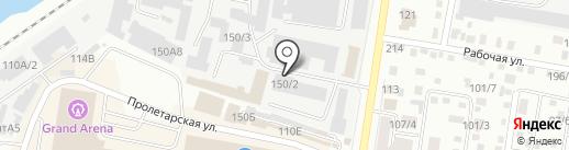 МонтажПлюс на карте Благовещенска