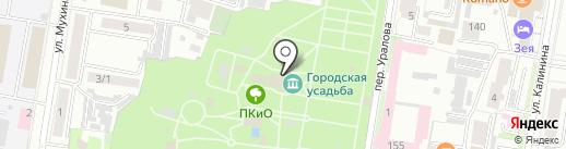 Городской дом культуры, МБУК на карте Благовещенска