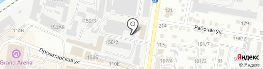 МИРчист на карте Благовещенска