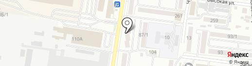 AmurBike на карте Благовещенска